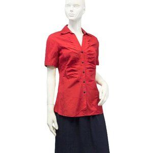 Lafayette 148 Red Top